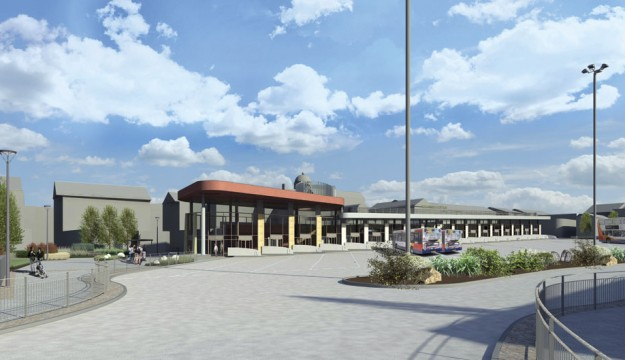 New Wigan station planned
