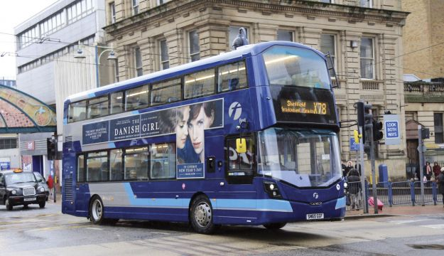 £7m for Rotherham buses