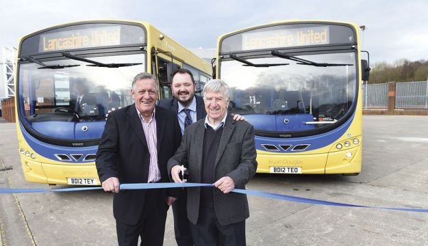 Buses named after Rovers 'legends'