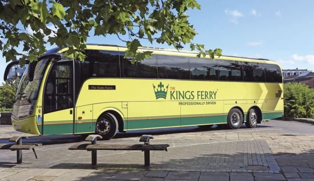 Kings Ferry's fruity Friday