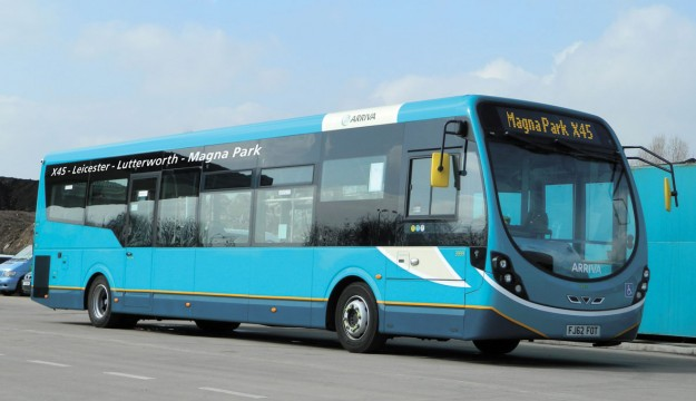 Arriva better connects Magna Park
