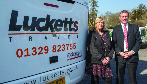 Lucketts backs Project Pictogram
