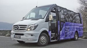 EVM's Open Top Sprinter