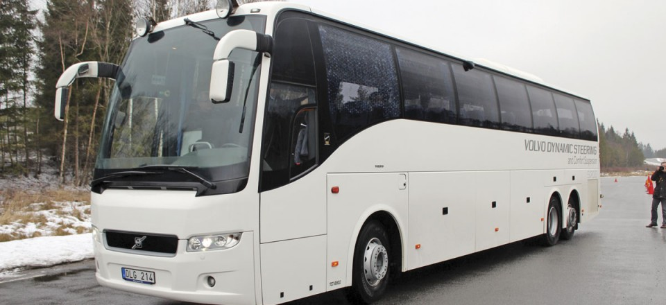 This 9700 was the prototype for the development of the VDS system on coaches