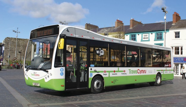 New Welsh bus standards