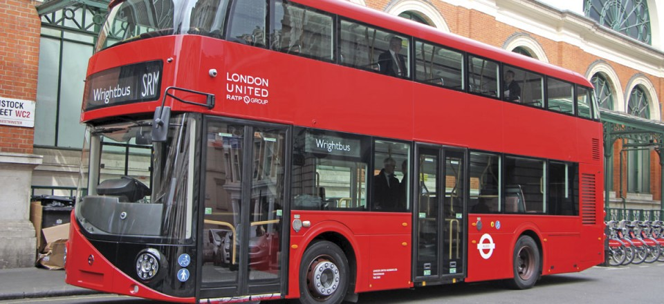 Wrightbus set out to retain all the kerb appeal of the New Routemaster and have been successful in achieving that