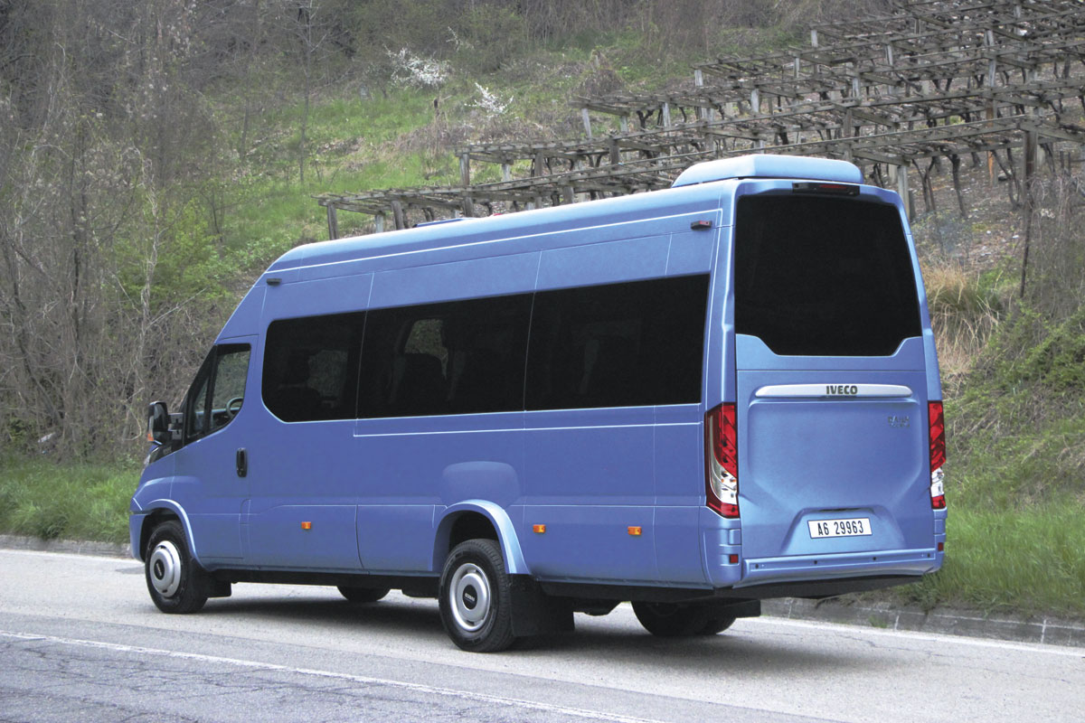 Iveco Daily E6 Bus Amp Coach Buyer
