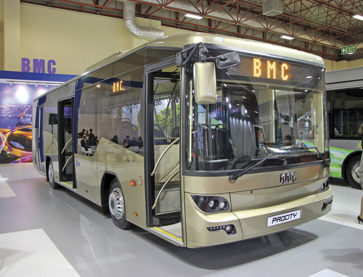 Busworld Turkey 2016 Bus Coach Buyer