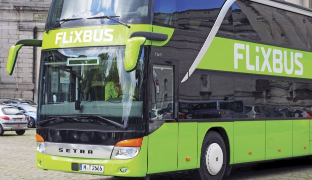 FlixBus expands into Denmark