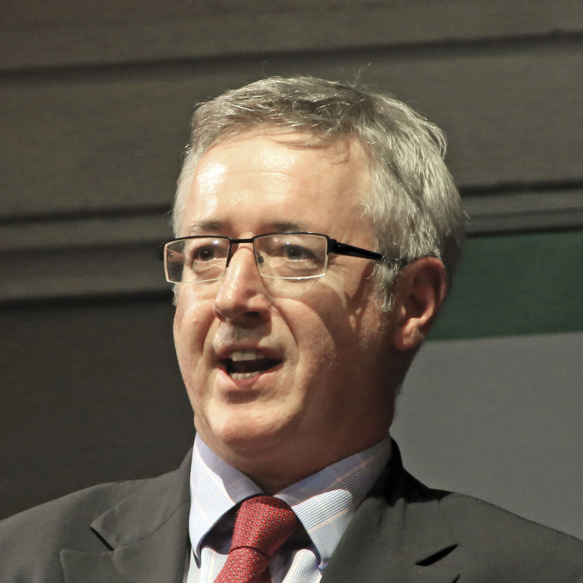 Ian Downie.