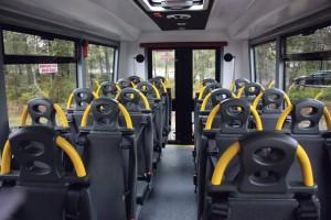 Treka Bus Treka 16 Sprinter destined for Enterprise Flexi-Rent.