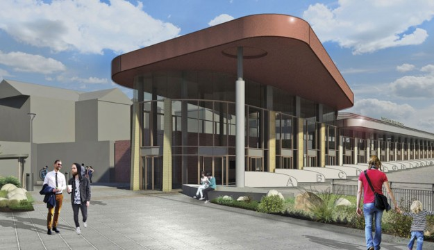 Wigan station approval