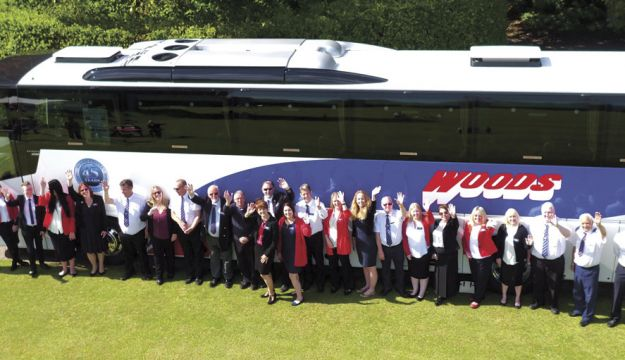 Woods Travel Celebrate 45 years of business