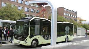 Clean and green – The future of local bus services
