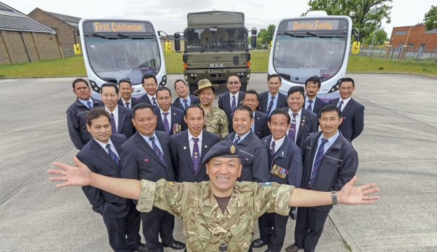 Industry marks Armed Forces Day