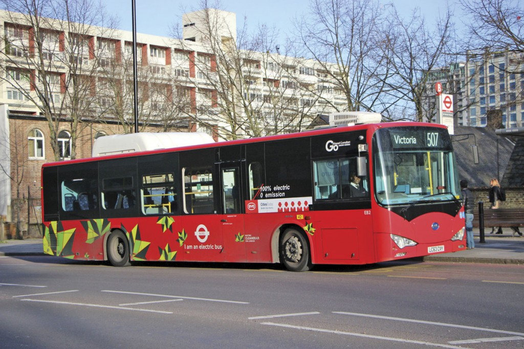 Go Ahead is shortly to begin running a fleet of over 50 electric buses from its Waterloo depot and the issues behind installing the necessary infrastructure have been challenging