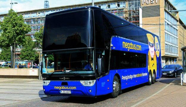 FlixBus buys Megabus Europe