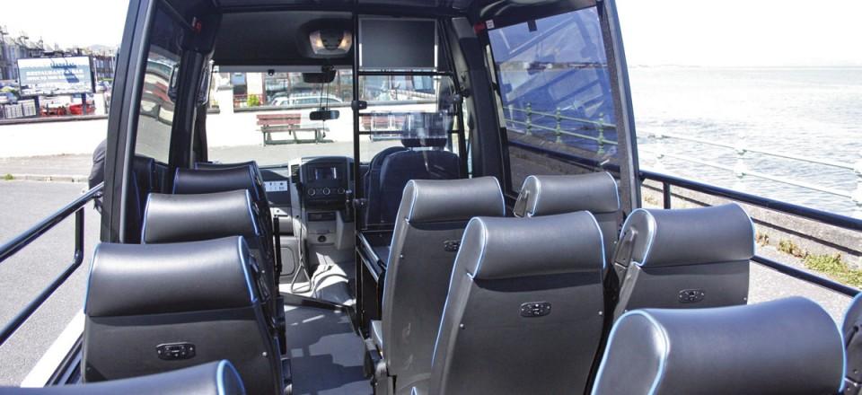 Rabbie S Launch First Cabrio Service Bus Amp Coach Buyer