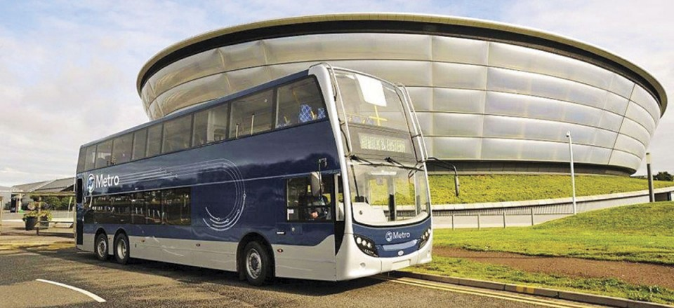ADL has opened a manufacturing facility in New Zealand where Auckland has ordered 38 Enviro500s