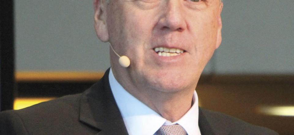 Heinz-Jurgen Low, Executive Board Member, Sales & Marketing