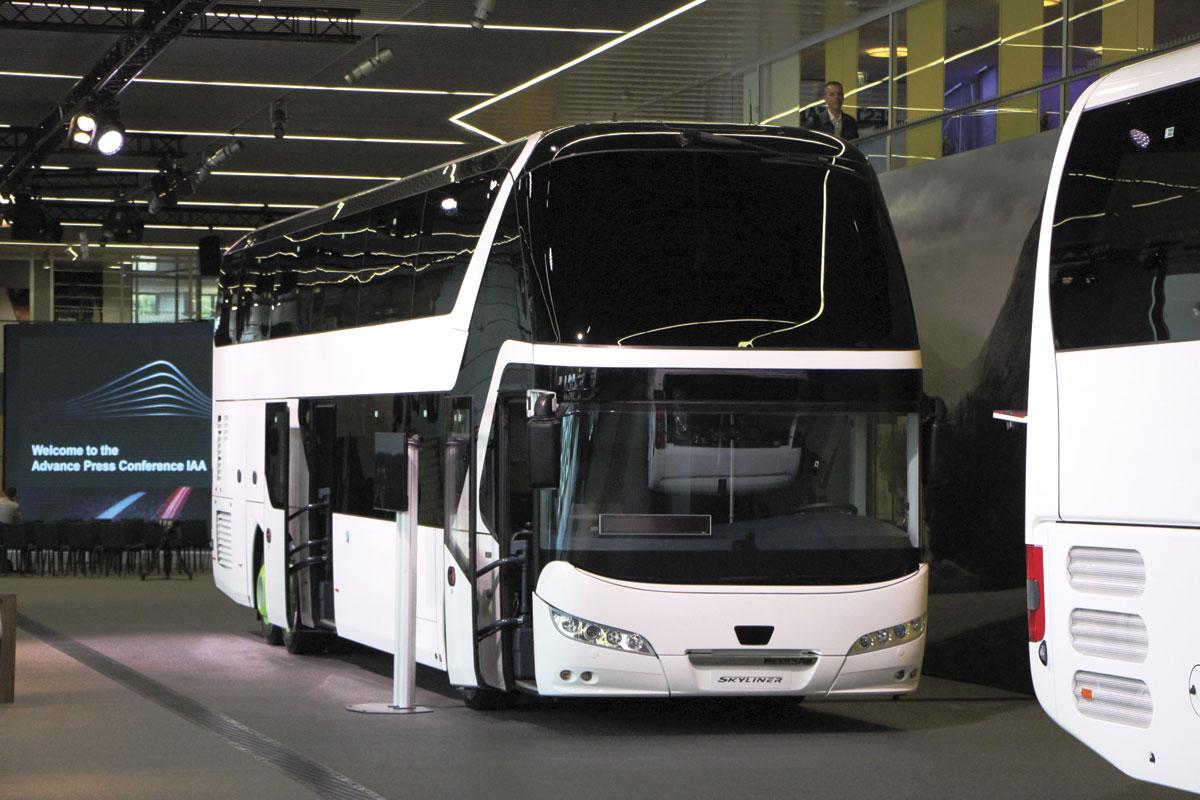 Man Promises Big Iaa Launches Bus Amp Coach Buyer