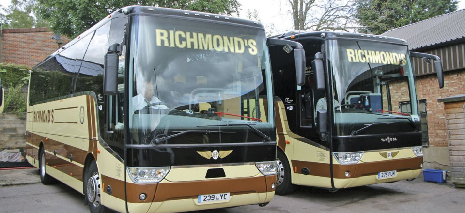 Catering for the midi market are two Van Hool TX11 Alicron 39 seaters dating from 2014 and 2015 along with a VDL Futura Classic that seats 38