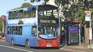 Low Emission Bus Zones announced