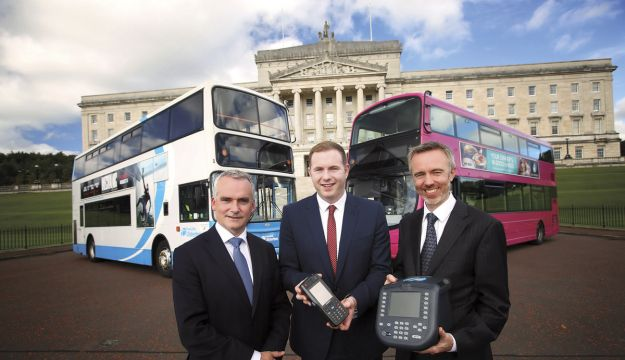 £45m for modernised Irish tickets