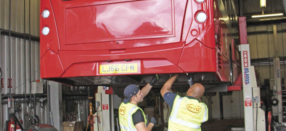 BYD will be maintaining the 51 electric buses as part of its contract with Go-Ahead