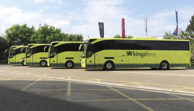 The Kings Ferry adds Tourismos