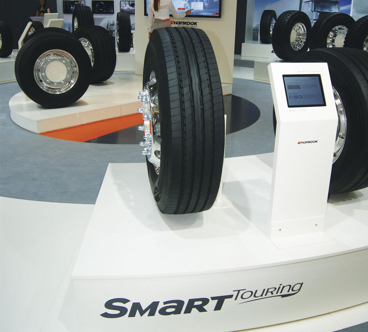 Hankook's new SmartTouring AL22
