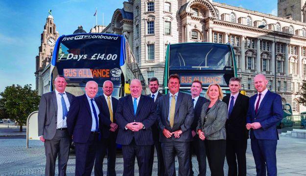 Liverpool's 'landmark' bus agreement