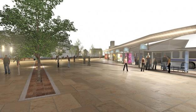 £5.3m Port Talbot transport hub