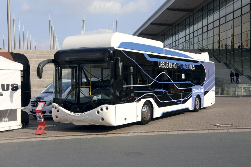 Ursus Fuel Cell Bus