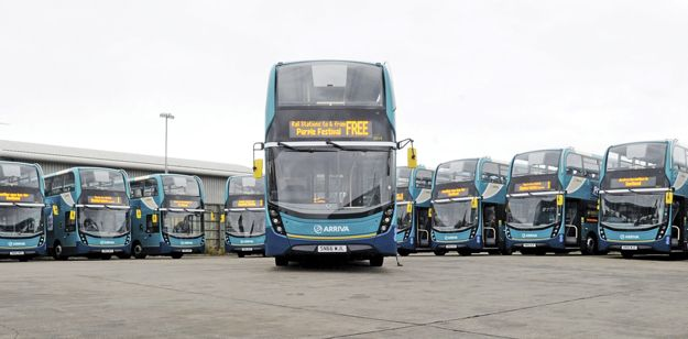 18 ADLs for Arriva Southend