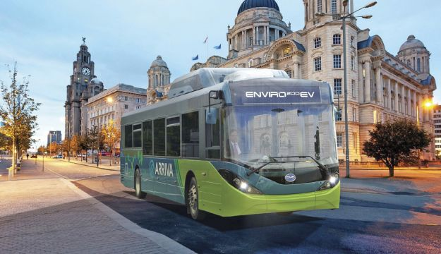 ADL and BYD win Merseyside tender