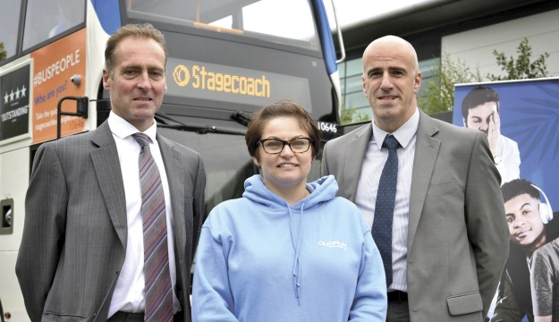 Stagecoach invests over £5m in North East . . .