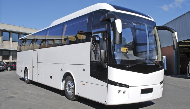 The styling evolution that has delivered the Jonckheere JHV2 body will be unveiled at Euro Bus Expo on a Volvo B11R chassis-1