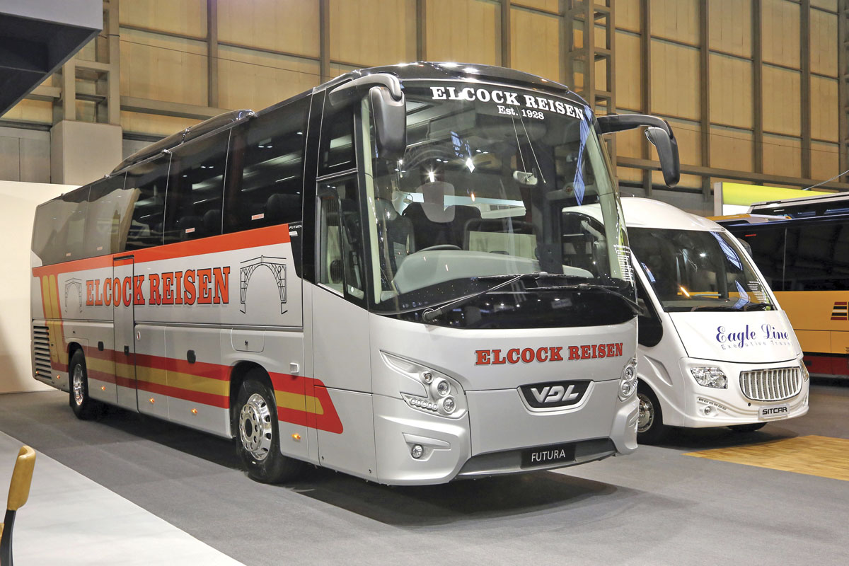 From the associated Moseley companies - VDL Futura FHD2 for Elcock Reisen