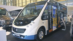 Euro Bus Expo 2016 – Mini and Midi Vehicles