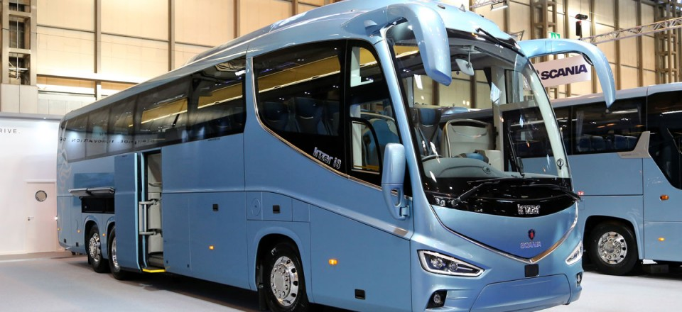 Scania Interlink Finesse