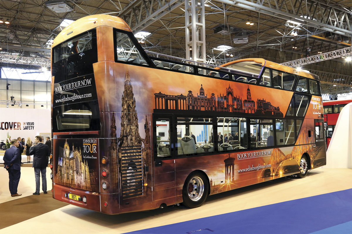 Euro Bus Expo 2016 Large Vehicle Review Bus Amp Coach Buyer