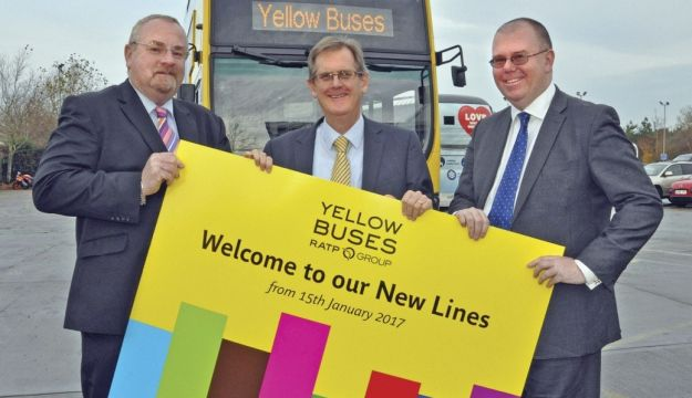 Yellow Buses transformation