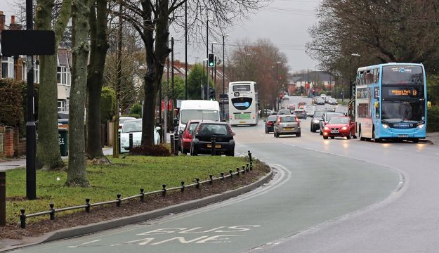 Coventry City Council suspends bus lanes