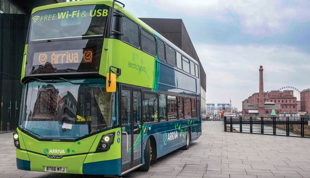 New Arriva hybrids for rail replacement