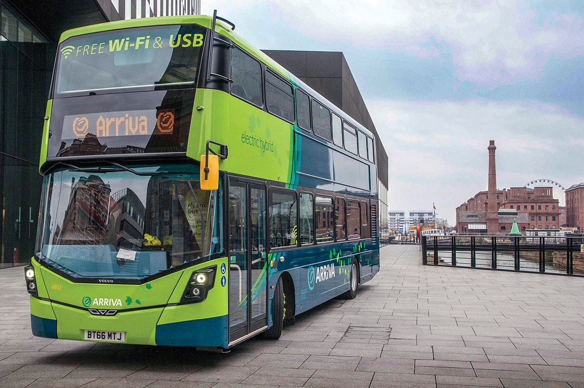 New Arriva Hybrids For Rail Replacement Bus Amp Coach Buyer