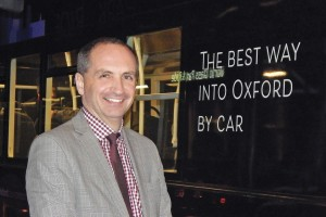 Phil Southall, Oxford Bus Company MD