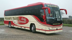 12.8m Plaxton Panther 3 Executive Volvo B8R