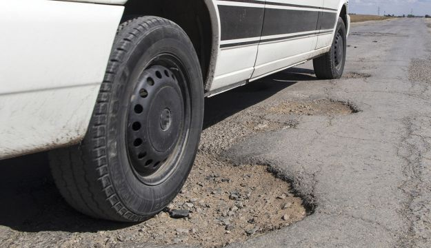 Government invests in road improvements…