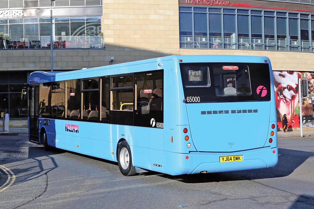 Optare Metrocity Bus Amp Coach Buyer